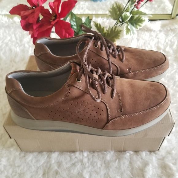 Mens Shoda Walk Waterproof Sneaker